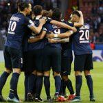 PSG VS TOULOUSE 5-0 07/11/2015 League 1