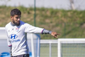 Fekir's training