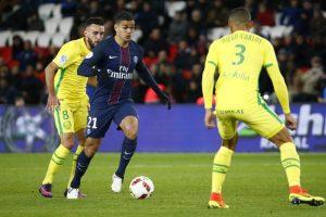 Ben Arfa contra Nantes