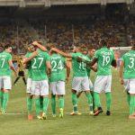 Saint Etienne au guichet du 1er tour de l'Europa league