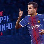 Comme prévu par Nike, Coutinho signe